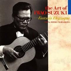 The Art Of Iwo Suzuki - Fantasia Elegiaque