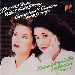 Symphonic Dances And Songs From West Side Story - Marielle Labèque,Katia Labèque
