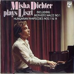 Liszt 19 Hungarian Rhapsodies CD 1