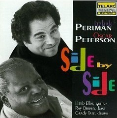 Side By Side - Itzhak Perlman,Oscar Peterson Trio