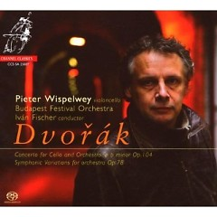 Dvorak Cello Concerto & Symphonic Variations CD 2 - Peter Wispelwey,Ivan Fischer,Budapest Symphony Orchestra