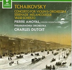 Tchaikovsky Complete Works For Violin & Orchestra