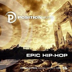 Volume 55 Epic Hip Hop CD 2