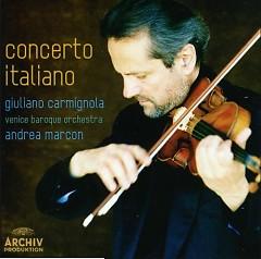 Venice Baroque Orchestra - Concerto Italiano - G.Carmignola,Venice Baroque Orchestra,Andrea Marcon