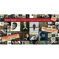 Glenn Gould: The Complete Original Jacket Collection CD 34