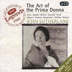 The Art Of The Prima Donna CD 1 - Joan  Sutherland