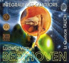 Talich Quartet - Beethoven Complete String Quartets CD 3