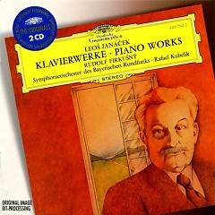 Janacek Piano Works CD 2