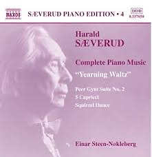 Harald Sæverud Complete Piano Works CD 4 No. 1  - Einar Steen-Nokleberg