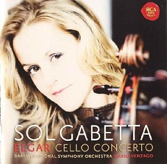 Elgar - Cello Concerto CD 2