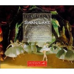 Tchaikovsky Swan Lake CD 1 No. 2 - Evgeny Svetlanov,Mexican State Symphony Orchestra