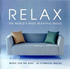 Relax - The World's Most Beautiful Music CD 2