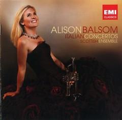 Italian Concertos CD 2 - Alison Balsom
