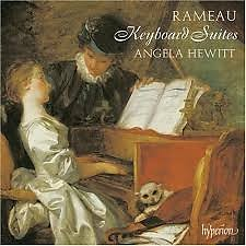 Rameau - Keyboard Suites CD 1