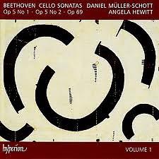 Beethoven - Cello Sonatas Vol. 1