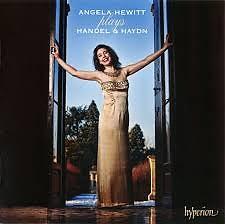 Angela Hewitt  Plays Handel & Haydn