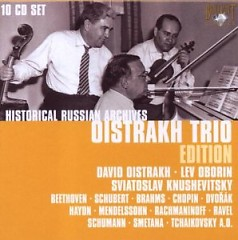 Oistrakh Trio Edition CD 1
