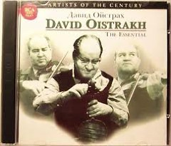 The Essential CD 1 - David Oistrakh,Moscow Radio Symphony Orchestra,Leningrad Philharmonic Orchestra