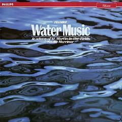Academy Of St. Martin In The Fields - Handel - Watermusic