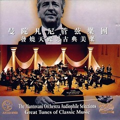 Great Tunes Of Classic Music - Mantovani,Mantovani Orchestra