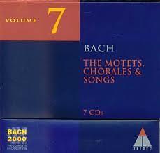 Bach 2000 Vol 7 - The Motets, Chorales & Songs CD 6 No. 1
