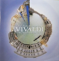 Vivaldi masterworks CD 26 No. 1