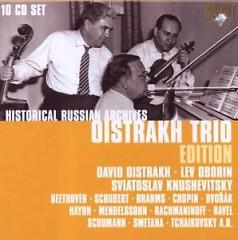 Oistrakh Trio Edition CD 7 - David Oistrakh,Lev Oborin,Sviatoslav Knushevitsky