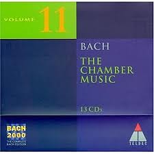Bach 2000 Vol 11 - Sacred Cantatas CD 10 No. 1