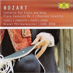 Mozart - Concerto for Flute & Harp; Flute Concerto No. 1; Bassoon Concerto