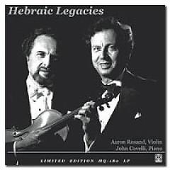 Hebraic Legacies