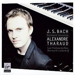 Bach - Keyboard Concertos - Alexandre Tharaud