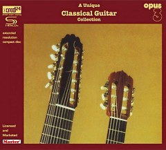 A Unique Classical Guitar Collection CD 1