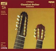 A Unique Classical Guitar Collection CD 2