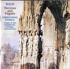 Bach - Toccatas And Fugues