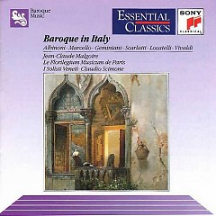 Baroque In Italy CD 2
