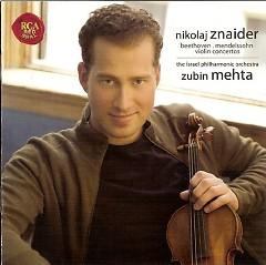 Beethoven Violin Concerto  - Nikolaj Znaider,Zubin Mehta