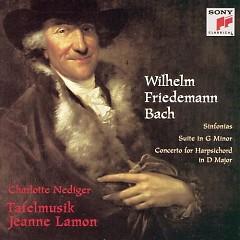 WF.Bach Instrumental Music