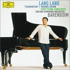 Tchaikovsky, Mendelssohn - First Piano Concertos - Lang Lang