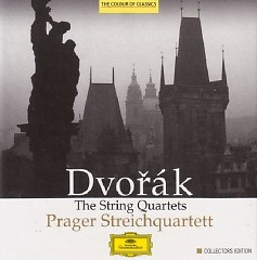 Dvorak - The String Quartets CD 4 - Prager Streichquartett
