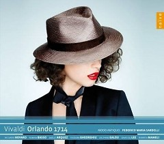 Vivaldi - Orlando 1714 CD 2