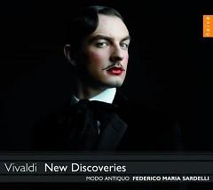 Vivaldi - New Discoveries CD 1
