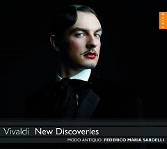 Vivaldi - New Discoveries CD 2