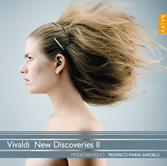 Vivaldi - New Discoveries II CD 2