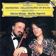Beethoven - Cellosonaten, Op. 69 & 102 CD 1