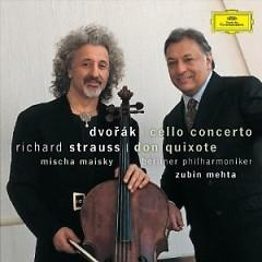 Dvorák - Cello Concerto, R. Strauss - Don Quixote CD 1
