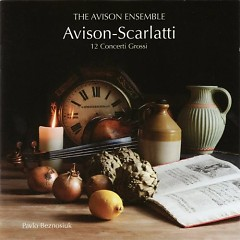 12 Concerti Grossi After Scarlatti CD 2 No. 1 - Pavlo Beznosiuk,Various Artists