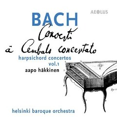 J.S. Bach - Harpsichord Concertos, Vol. 1