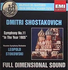Shostakovich Symphony No. 11 The Year 1905