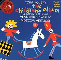 Tchaikovsky - The Children's Album CD 2