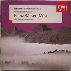 Bruckner Symphony No. 5 - Franz Welser-Möst,London Symphony Orchestra